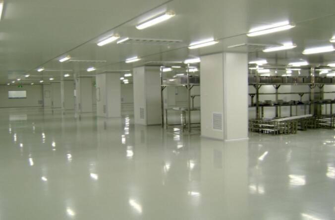 净化车间装修项目案例图片